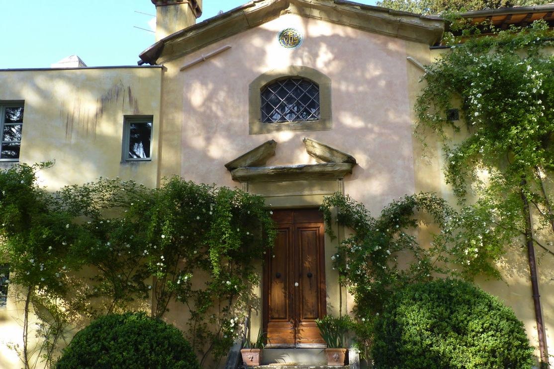 Cappella della Villa Strozzi-Riccardi