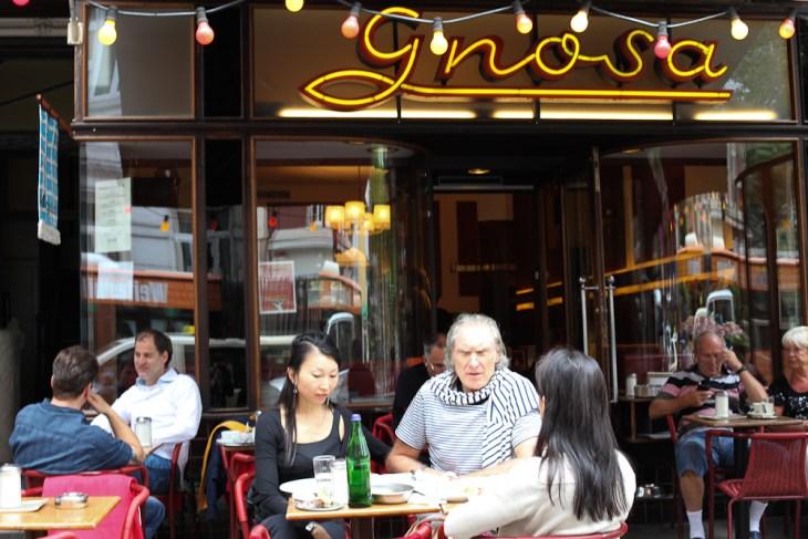 Café Gnosa, Nicola Bramigk, Hamburg