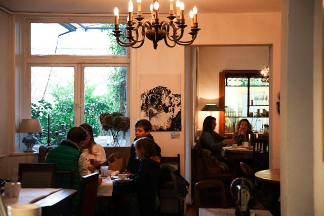 Petite Café, Nicola Bramigk, Hamburg