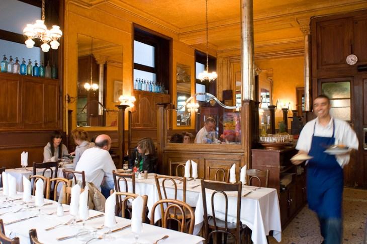 Chez Omar in Paris