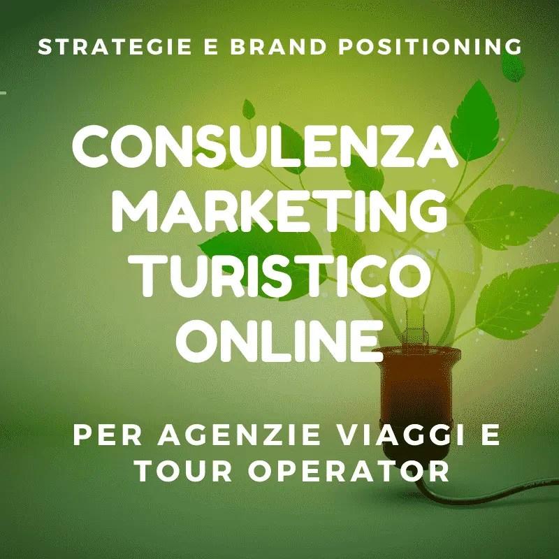consulenza di comunicazione e digital marketing per il turismo