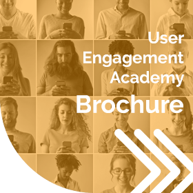 User Engagement Academy Brochure - Client Zone