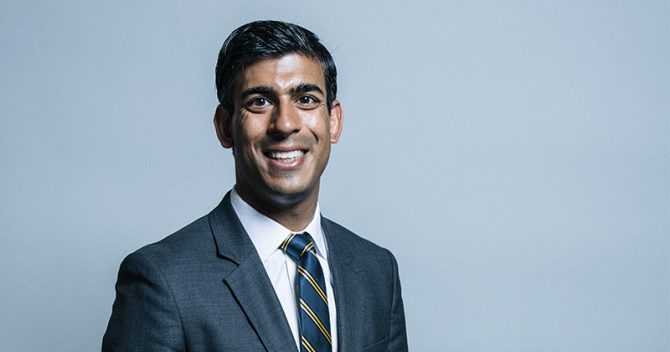 Chancellor Rishi Sunak on apprenticeships and further education