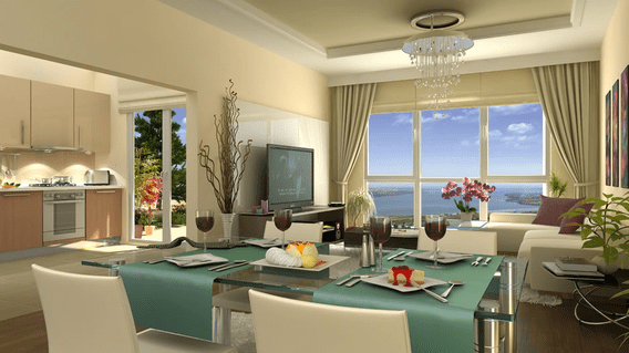 properties for sale in Başakşehir, Istanbul, with an amazing location for best relaxation environment