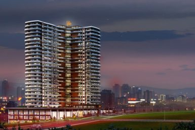Property for sale in Istanbul, Turkey The location of this project is suitable for those whom looking for city centre activities and easy transportation. it is just 10 min to Metrobus station. 20 min to Ataturk airport. 15 min to new phosphorus channel. 5 min to Marmara mall. 2 min to privet hospital