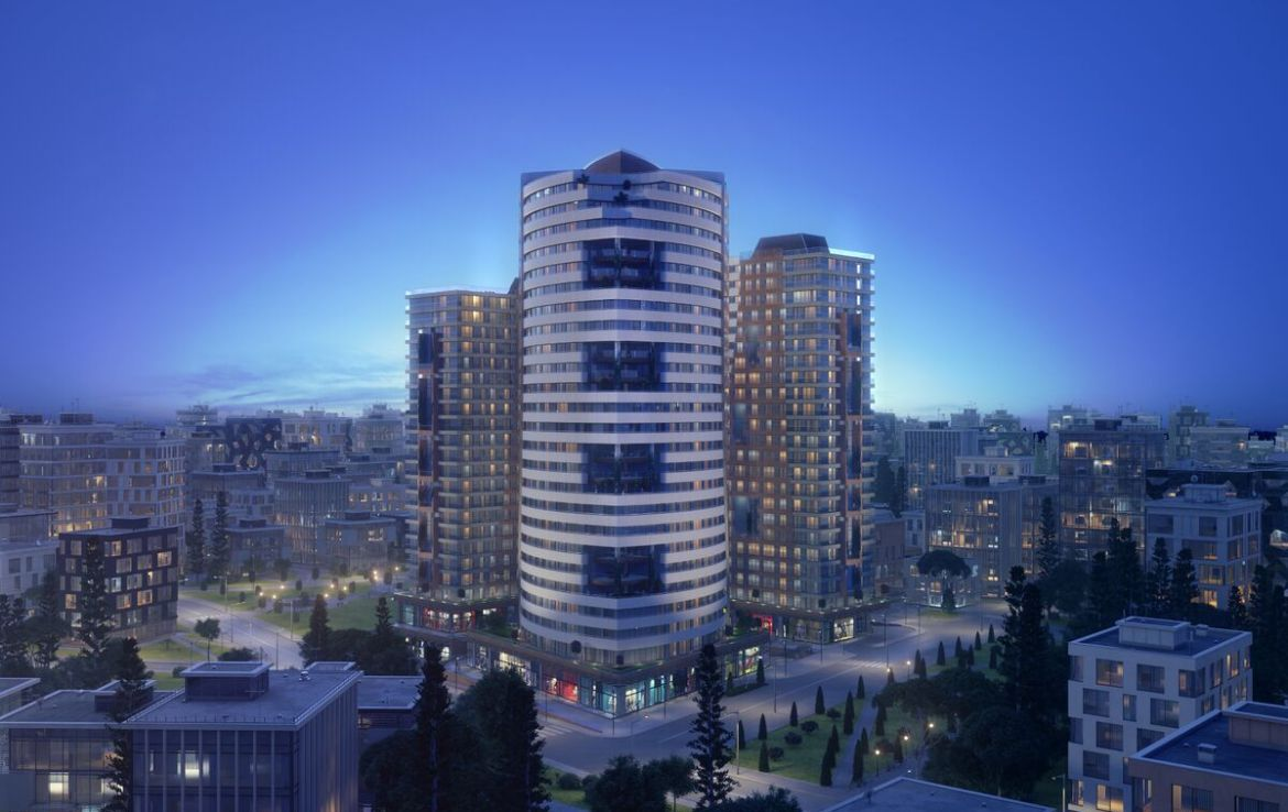 Properties for sale in Asian side of Istanbul near to Marmara University and Metrobus station