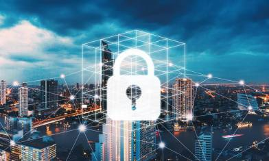 Security in the smart built environment (image)