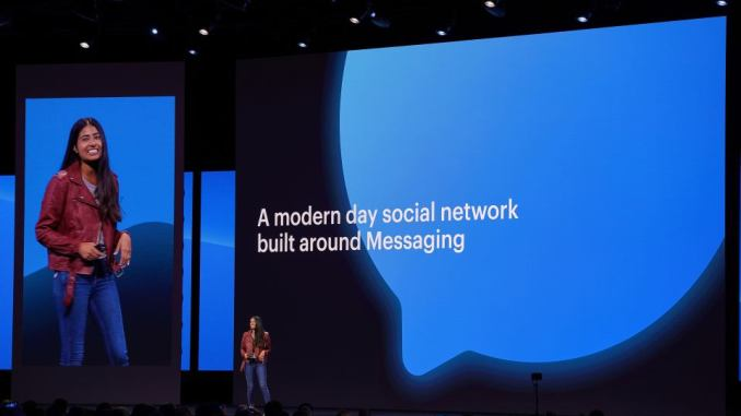 facebook messenger F8