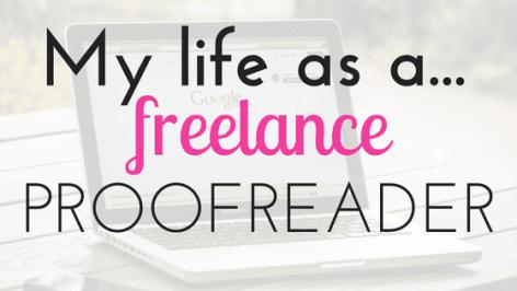 make money as a freelance proofreader