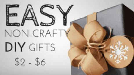 essential oils DIY gifts