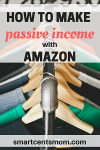 how to make passive income with Amazon