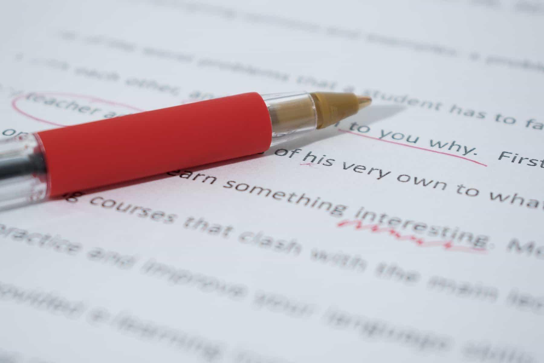 online proofreaders