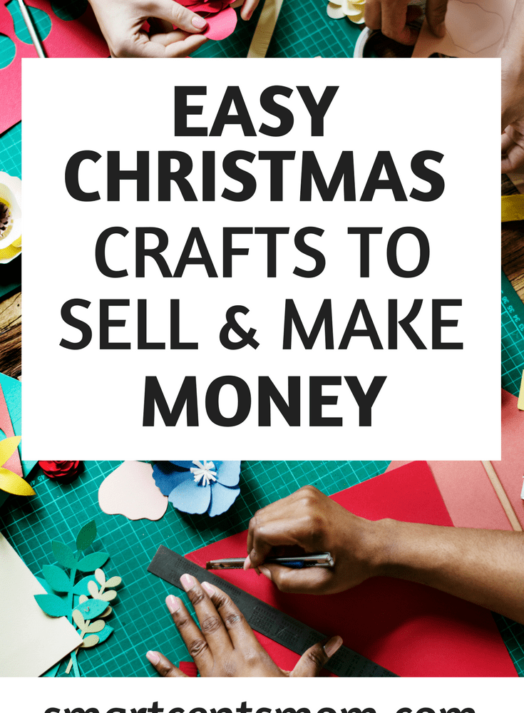 Diy crafts to make and sell during the holidays smart for Money making crafts to sell