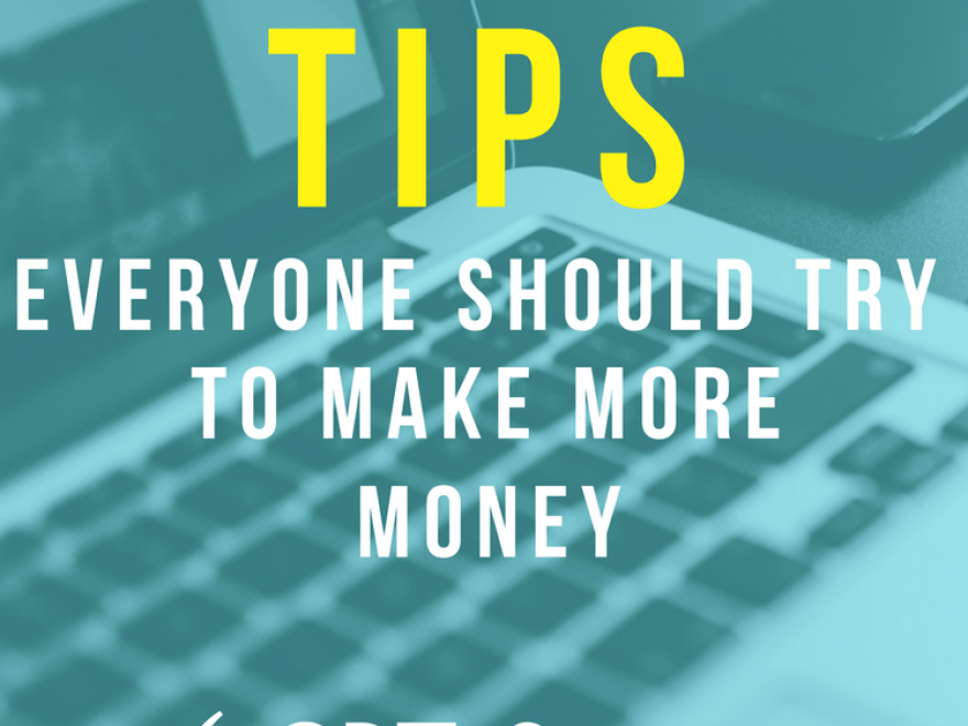 Extra Money Tips And Tricks Smart Cents Mom