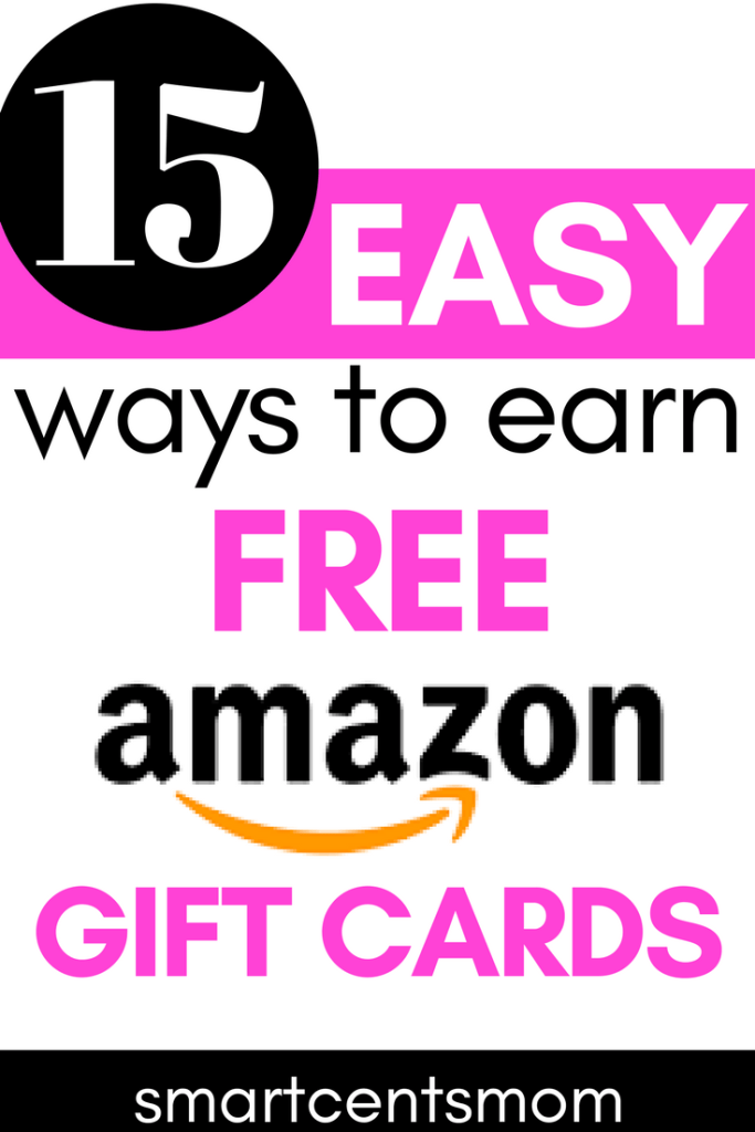 Looking for easy ways to earn free Amazon gift cards? These APPS and Websites will pay you in FREE Amazon gift cards. Let me show you how to get free amazon gift cards fast so you can start earning some extra money online!