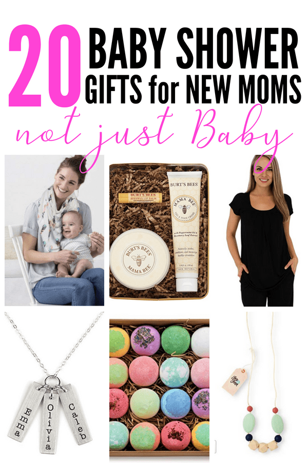 20 Unique Baby Shower Gifts for Mom (Not Baby!)