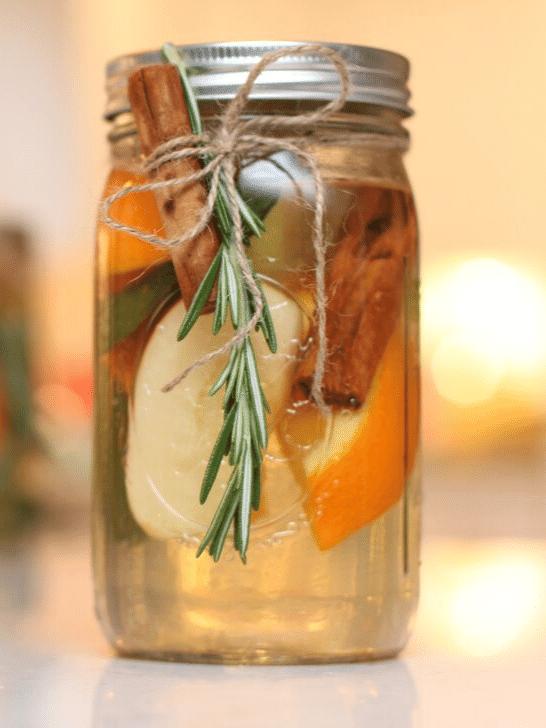mason jar simmering pot DIY to make and sell
