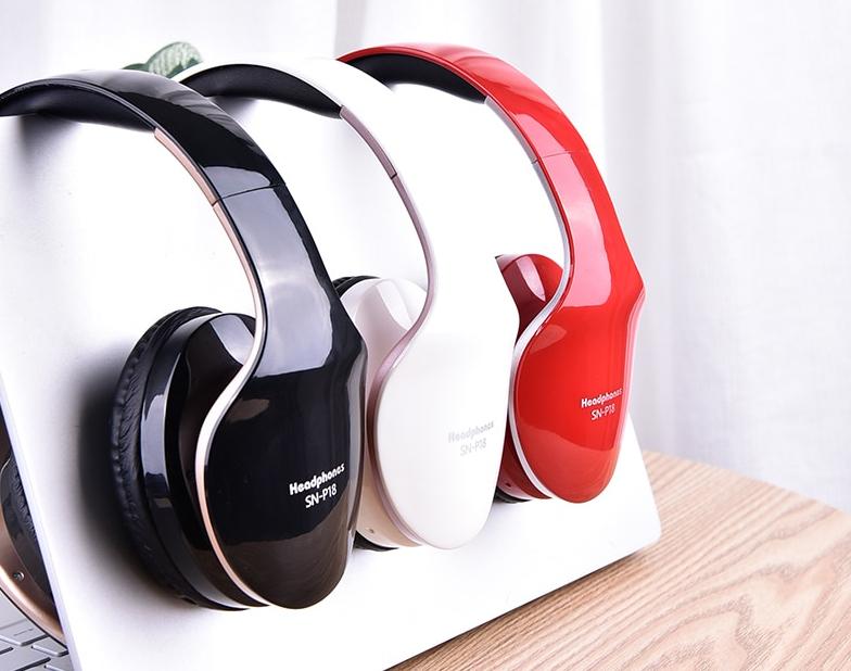 Foldable Wireless Gaming Headphones
