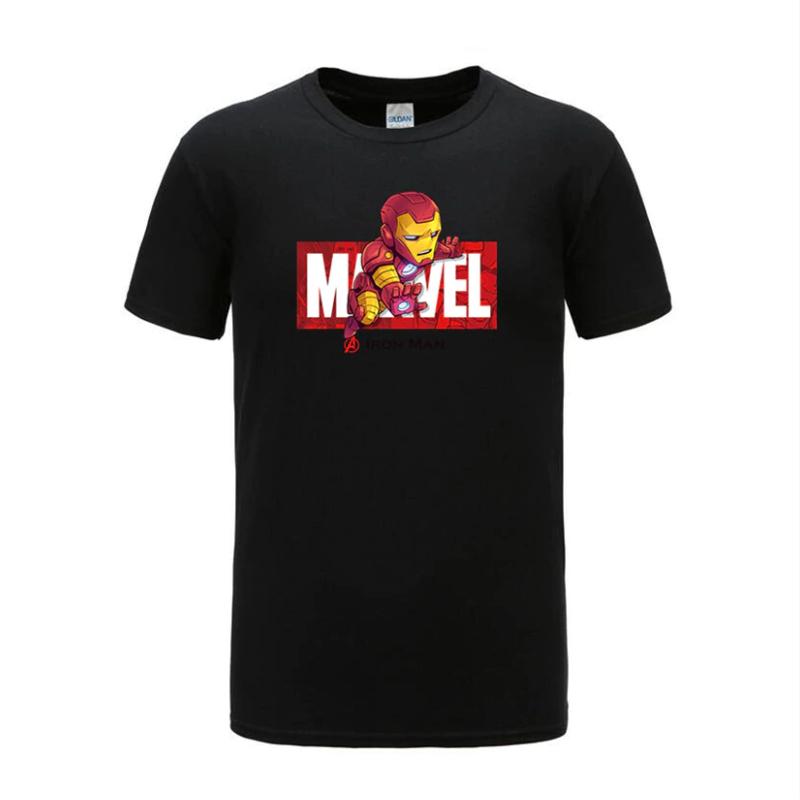 cotton t shirts ironman