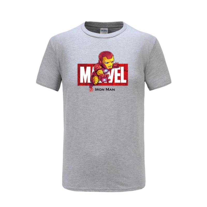 cotton t shirts ironman ash