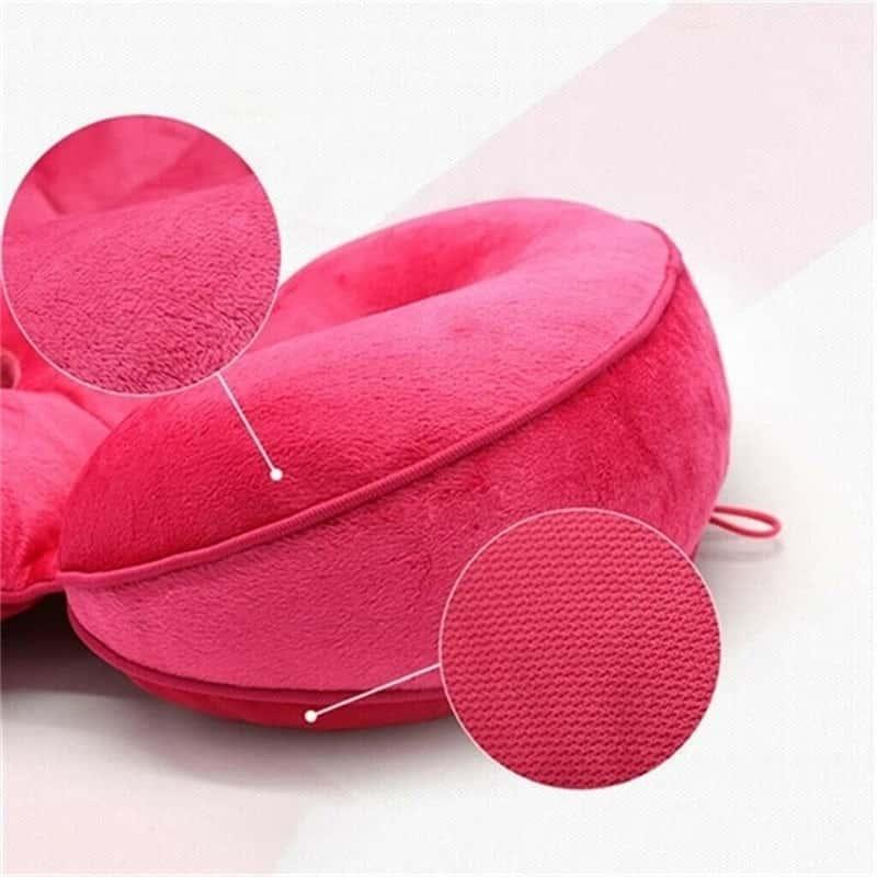 Orthopedic Cushion pink