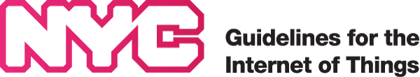 NYC Guidelines for IoT Logo