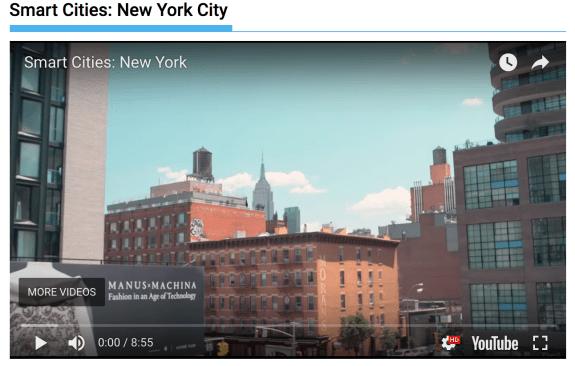 SMART CITY NYC
