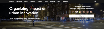The secret to citizen engagement- Amsterdam #SmartCity