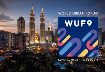 Collaboration in Preparation for the World Urban Forum