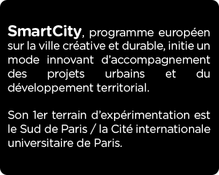 SmartCity à la Cité internationale universitaire de Paris – Smart City CIUP