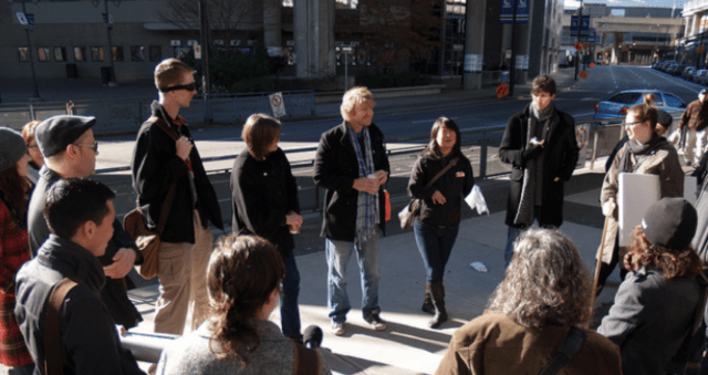 Crowdsourcing with a diverse set of citizens in a urban center