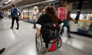 What's It Like For The Disabled To Navigate a Smart City That Isn't Really Smart or Accessible?