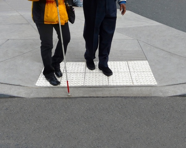 The Partnerships Enabling Disabled City Residents To Better Explore Their Surroundings