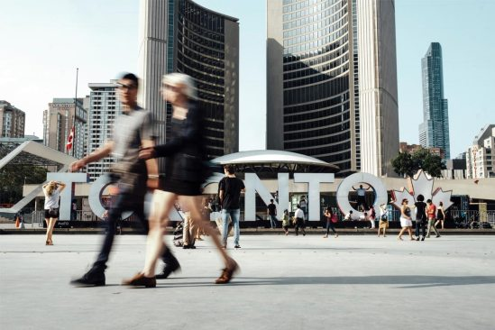 Toronto Conference Live Streaming: How To Make Cities Both Smart And Inclusive
