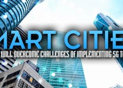 Smart Cities: How Cities Will Overcome Challenges of Implementing 5G Technology – Syndeo