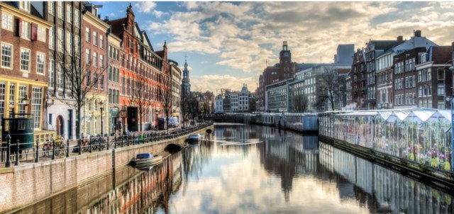 Amsterdam, New York, Barcelona Launch Cities Coalition for Digital Rights