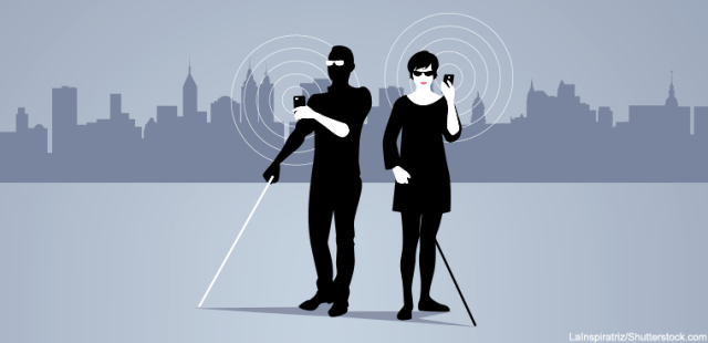 Smart cities could give the visually impaired a new outlook on urban life — GCN