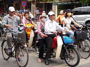 Smart City Hanoi Planning - Transportation & Infrastructure