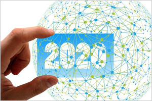 2020 - The Year of Blockchain