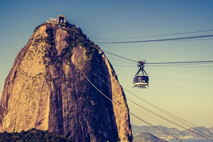 Urban Transportation With Cable Car Network System