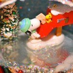 Kevin Dooley - Christmas egg scene wtih Snoopy and Woodstock