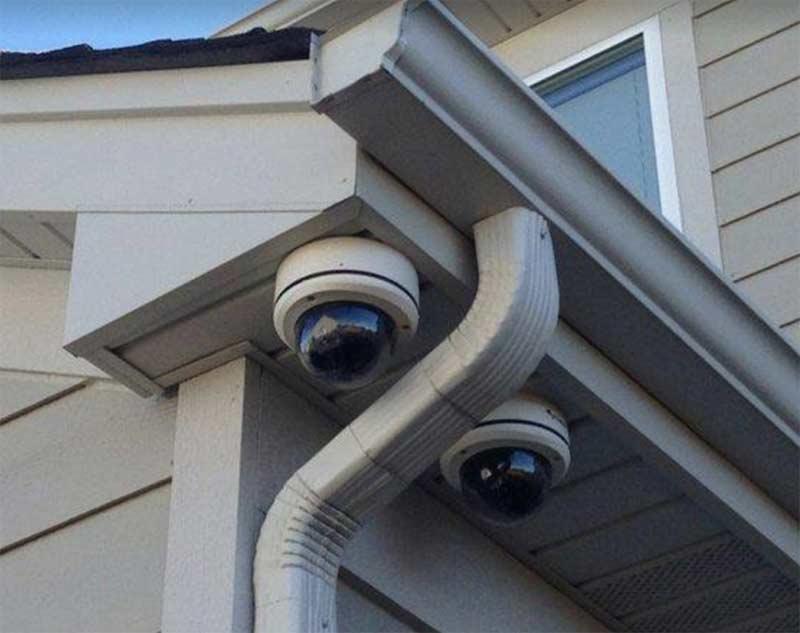 residential secruity camera system