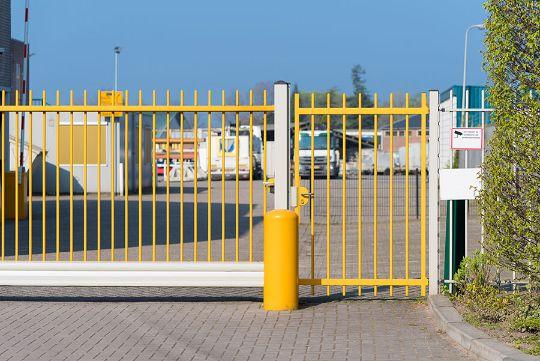 Cleveland driveway gate installation company ohio