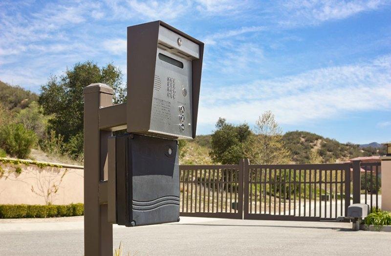 sandusky driveway gate installation company ohio