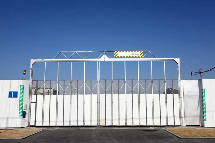 industrial gate installation company ohio