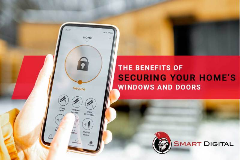 Benefits of securing home