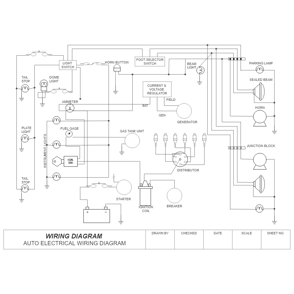 Gm Hei Wiring Voltage Regulator Lincoln Aviator Radio Wire Diagram ...