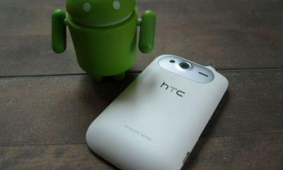 HTC Wildfire S TEst