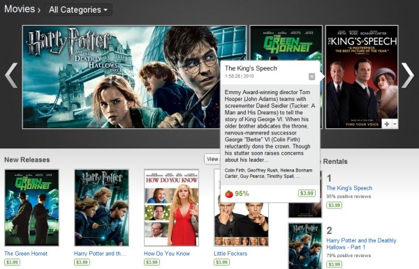 google movies market