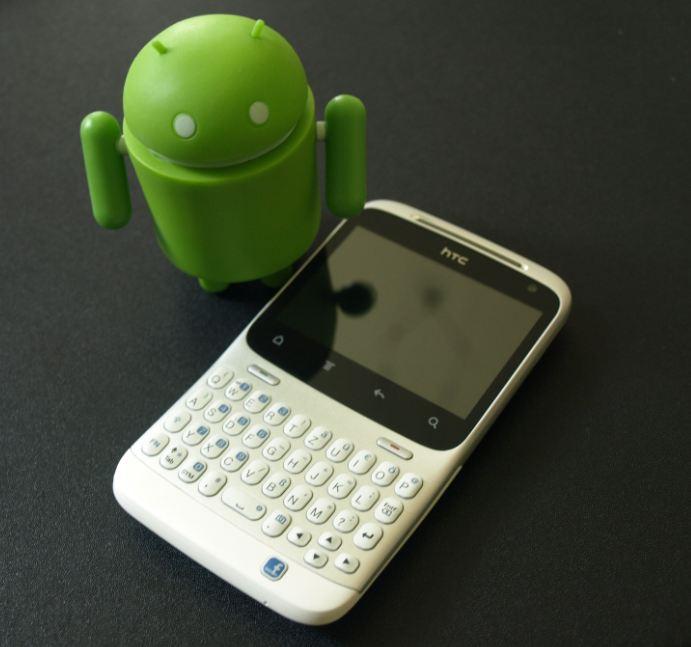 HTC ChaCha Test